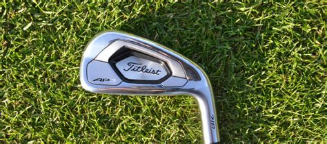 Titleist 718 AP3 review - bunkered