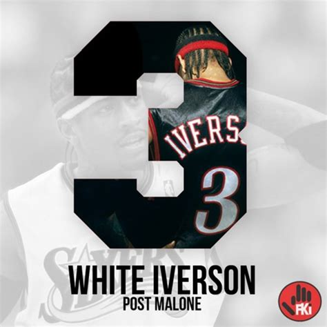 """Post Malone's """"White Iverson"""" Might Be One of the Hardest"""