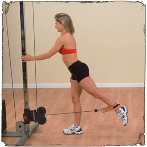 Glute Kick - Body-Solid Fitness