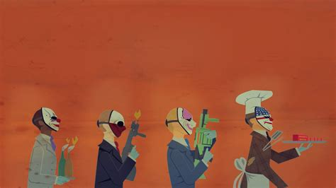 Payday 2 HD Wallpaper | Background Image | 1920x1080 | ID