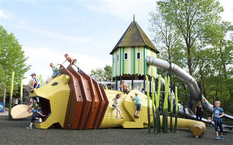 Innovative New Playscape Designs by MONSTRUM Appear in