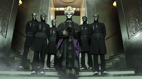 Ghost leader Tobias Forge responds to lawsuit | Louder