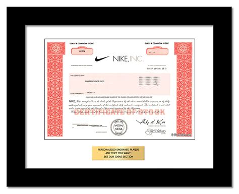 Buy Nike Stock as a Gift | One Share of Nike in Just 1 Minute
