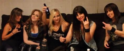 The Iron Maidens: New Video Interview Posted Online