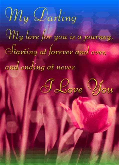 I Love You Forever And Ever! Free I Love You eCards