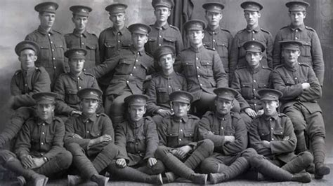 Canadian boy soldiers who fought in WWI   CBC Radio