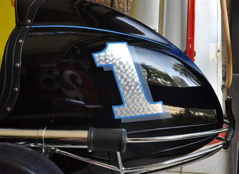 Just A Car Guy: Midget and sprint car number variety