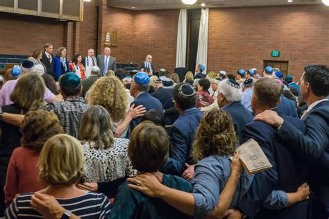 LDS Church Lends Stake Center to a Jewish Congregation for