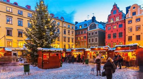 There's a Swedish Christmas Fair happening this weekend in
