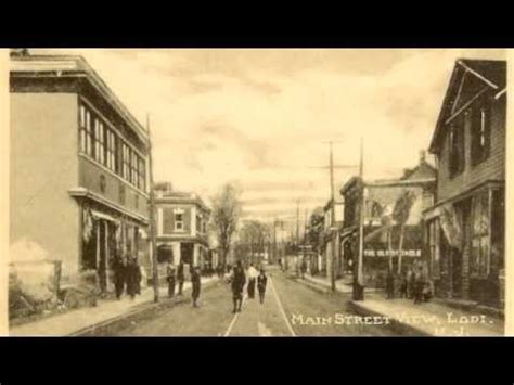 Greetings from Bergen County : Lodi, New Jersey Vintage