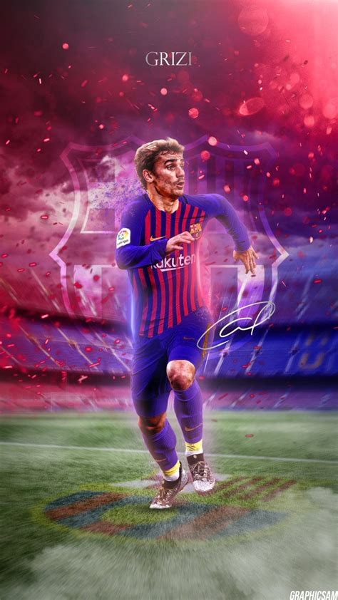 Griezmann Barcelona Wallpapers FREE Pictures on GreePX
