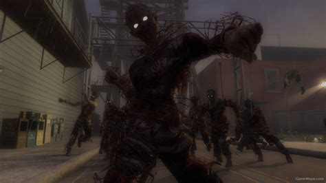Mob of the Dead Infected (Left 4 Dead 2) - GameMaps