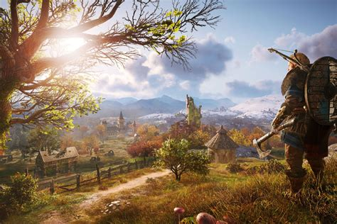 Assassin's Creed Valhalla gets a pre-order discount at