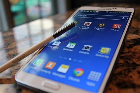 AT&T Samsung Galaxy Note 3 now receiving Android 4