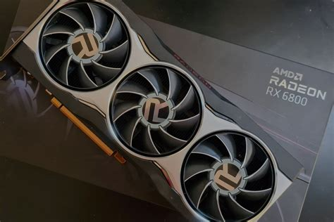 AMD Radeon RX 6800 Review | Trusted Reviews