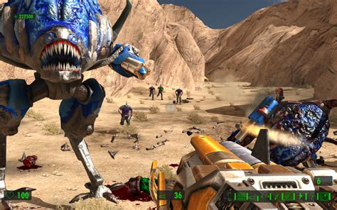 Free games: Get Serious Sam: The First Encounter on GOG