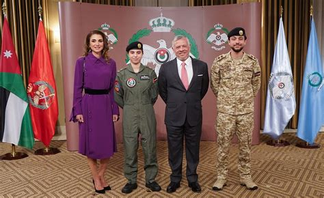 Queen Rania's Daughter Princess Salma Is Making History as