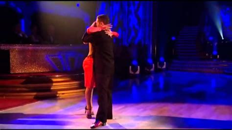 Argentine Tango by Vincent and Flavia at Strictly Come