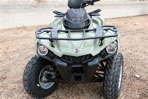 Page 5810 ,New 2017 Can-Am Outlander MAX DPS 450 in