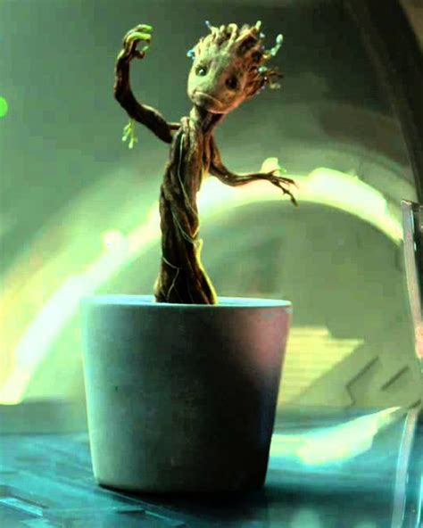 James Gunn on Why Baby Groot Didn't Want to Get Caught