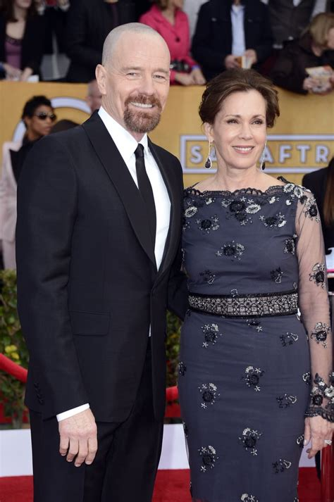 Bryan Cranston and Robin Dearden | Celebrity Couples at