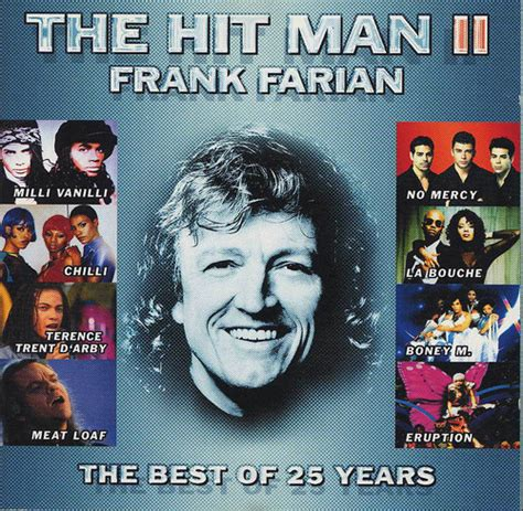 Frank Farian - The Hit Man II (CD, Compilation) | Discogs