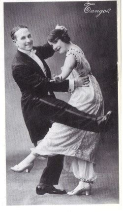 History of Tango – Excerpt: Tango and knife fight