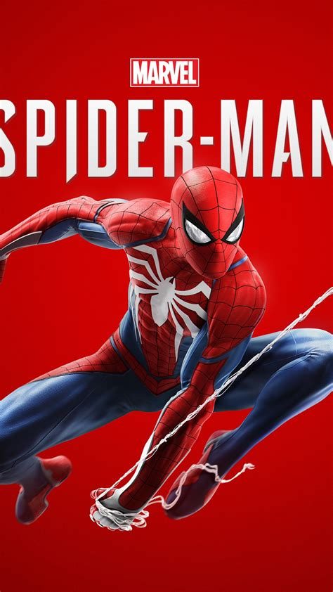 Spider Man 2018 4K PS4 Game Wallpapers | HD Wallpapers