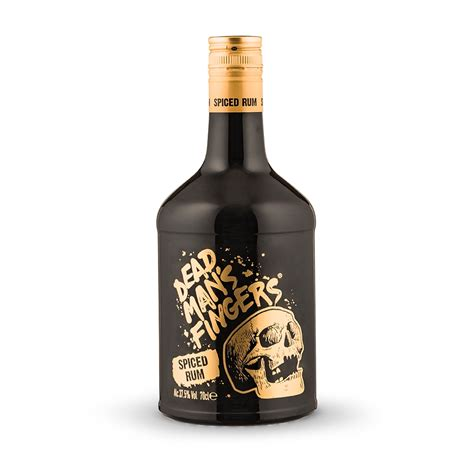 Dead Man's Fingers Spiced Rum | Next Day Delivery | 31DOVER