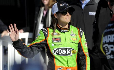 Danica Patrick: Fastest Time In Qualifying Round Gives