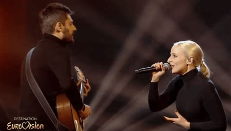 Eurovision 2018 Review: France – Madame Monsieur – Mercy