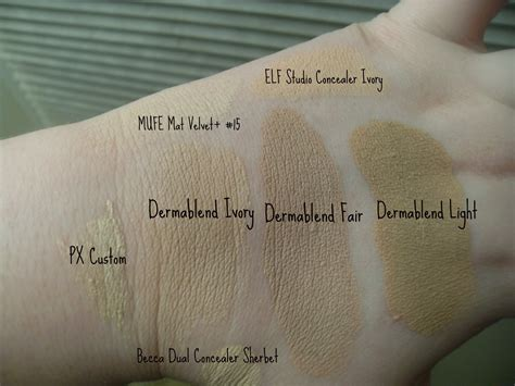 Makeup & Beauty | Jeweled Thumb: Dermablend(s) - The