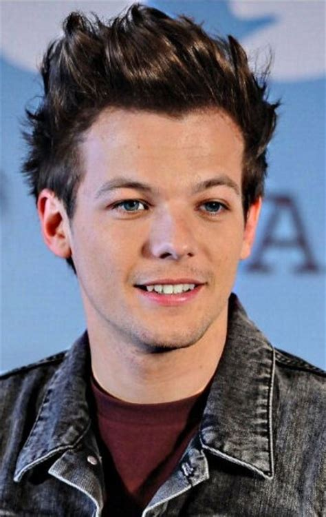 Louis Tomlinson Age, Weight, Height, Measurements