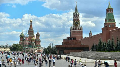 Moscow Is Home to the World's Third-Largest Number of