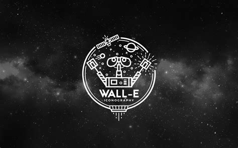 WALL-E Iconography on Behance